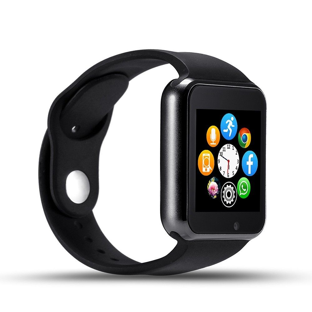 Yeni smart watch bluetooth İzle spor pedometre sim kamera android smartphone